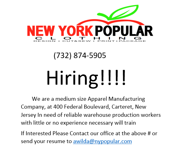 jobs in jersey ci