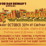 Carteret Fall Fest & Halloween Parade